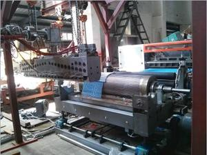 5.4 Drainage Mat Extrusion Line