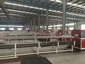 1.1.2 Wood and PVC Composite(WPC)Profile Extrusion Line