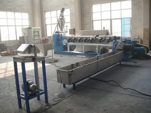 7.9 Two Stage Granulating Production Line