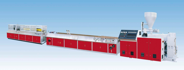 PVC Window&Door Profile Extrusion Line