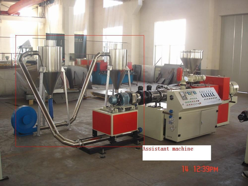 1.1.10 PVC Edge Band Extrusion Line