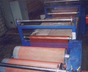4.4 Warning Mesh Extrusion Line
