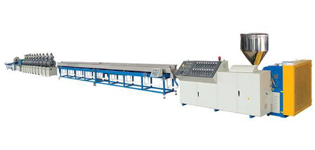1.3.3 PS Foaming Photo Frame Extrusion Line